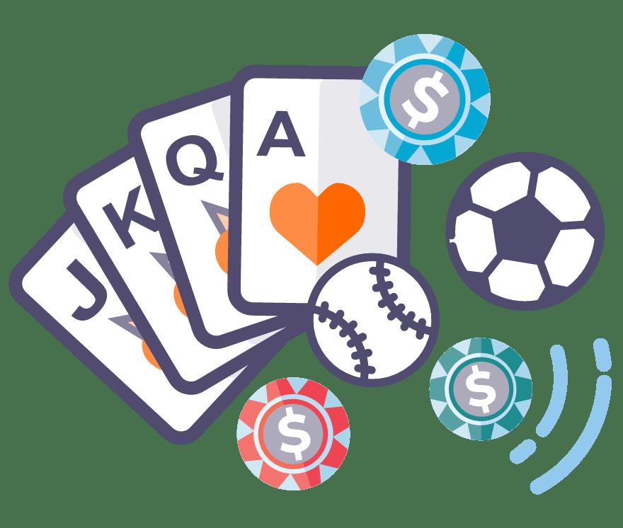 Los 16 mejores sitios de Casino de Sports Betting en línea en Venezuela
