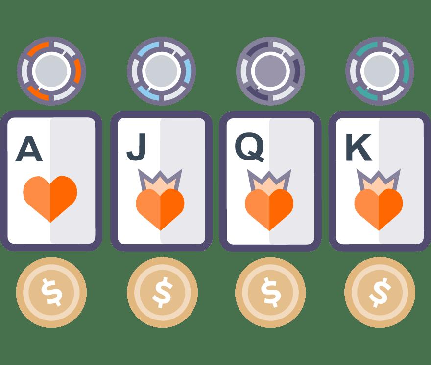 Los 2 mejores sitios de Casino de Faraón en línea en Venezuela