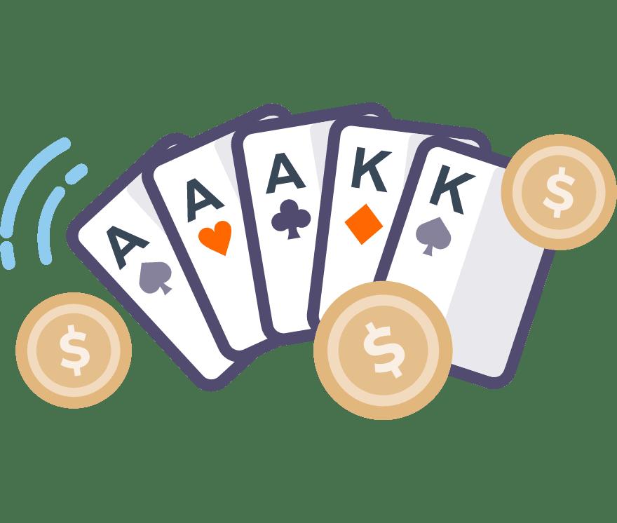 Los 106 mejores sitios de Casino de Póker en línea en Venezuela