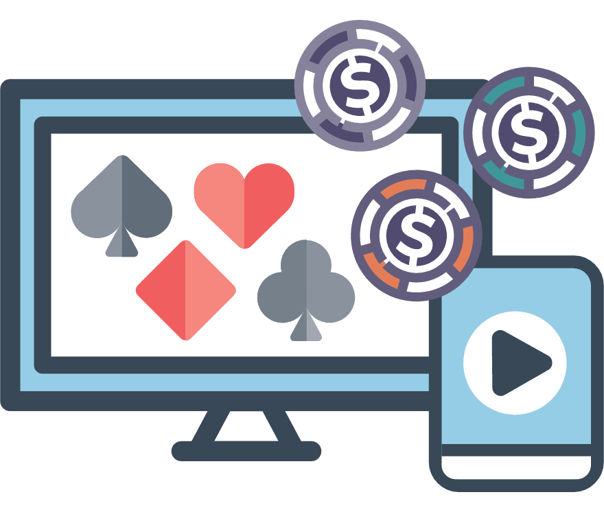 Los 78 mejores sitios de Casino de Vídeo póker en línea en Venezuela
