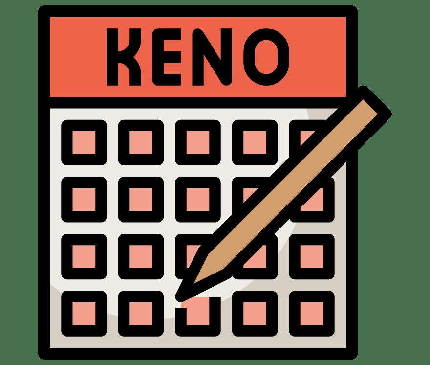 Los 43 mejores sitios de Casino de Keno en línea en Venezuela