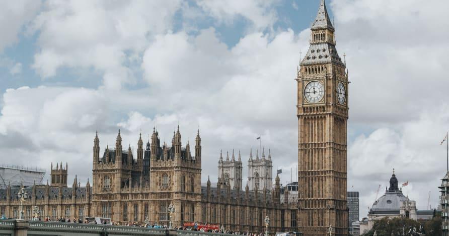 Por qué las enmiendas de 2005 de la Ley de juegos de azar del Reino Unido pueden tener que esperar hasta 2022